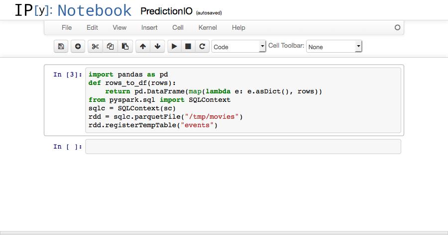Machine Learning Analytics with IPython Notebook